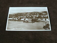 Old Photo Postcard, Oban from Pulpit Hill, Argyll + Bute (b)