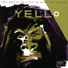 YELLO - YOU GOTTA SAY YES TO ANTOTHER EXCESS (2005)  CD NEUF