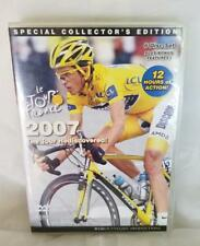 2007 Tour de France 6 DVD Set World Cycling Productions Special Edition