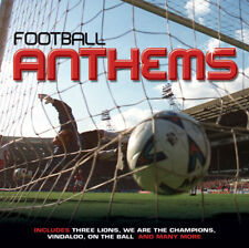 England World Cup Football Anthems CD - 3 Lions, Vindaloo, World in Motion.. NEW