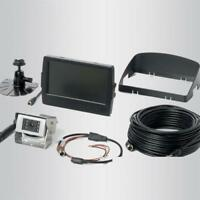 """WAECO MOBITRONIC LCD170 Rückfahrkamera CMOS Farb Kamera 7"""" LCD Monitor 10-32V"""