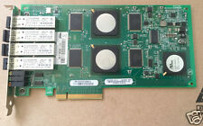 Qlogic QLE2464-NAP NetApp 111-00285+A0 Quad Port FC 4GB PCIe PX2610402-05 Card