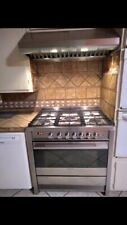 "Fisher Paykel Or36Sdbmx1 36"" Stainless Freestanding Gas Range & (Vent A Hood)"