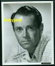 HENRY FONDA VINTAGE 8X10 PHOTO HANDSOME PRINTER'S PROOF EXHIBIT ARCADE CARD