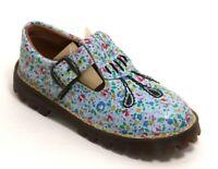 195 Chaussures pour Enfants Fleurs Cuir Dr.Martens Airwair England Sandales 30