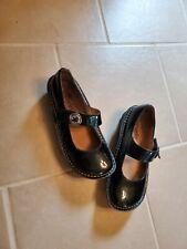 Alegria Womens Mary Jane Shoes Size 35 EU Black Patent Leather PAL-249
