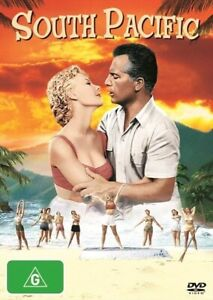 SOUTH PACIFIC : NEW DVD