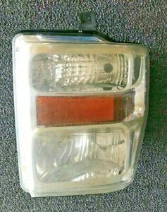 2008 2009 2010 Ford F250 F350 F450 F550 Super Duty Headlight Driver RH