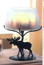 Partylite MOOSE FOREST FRIENDS CANDLE LAMP