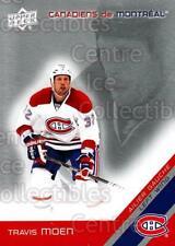2011-12 McDonalds Montreal Canadiens #22 Travis Moen
