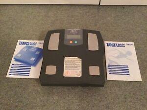 Tanita Body Fat Monitor/Scales Model TBF-612