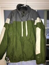 The North Face Jacket Men XXL Coat HyVent With Removable Liner Ski Snowboard