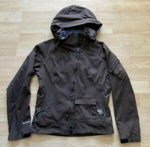 Mountain Hardwear Conduit Soft-Shell Jacket Hooded Women's M
