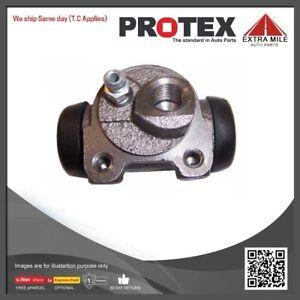 PROTEX Wheel Cylinder Rear For Peugeot 205 CTI, GR, GTI, Si I4 8V-210C0437