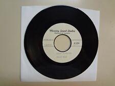 "URIAH HEEP: Sweet Lorraine(Edited)-Blind Eye-U.S. 7"" 1972 Mercury Record Acetate"
