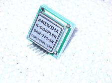 MICROWAVE DOPPLER TRANSCEIVER I/Q 24 GHZ K-Band Flat Antenna VCO Oscillator FMCW