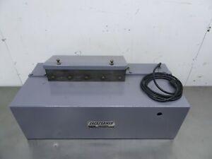 Lockformer 24 guage Pittsburgh Machine Hvac