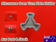Microwave Oven Turn Plate Holder Turntable Plastic Coupler Start Shaft(A206) New