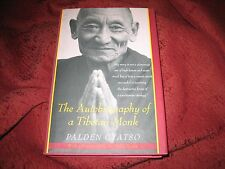 The Autobiography of a Tibetan Monk by Palden Gyatso (1997, Hardcover)