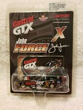 JOHN FORCE 1/64 CASTROL GTX/10X CHAMPION 2001 FORD MUSTANG FUNNY CAR