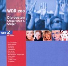 WDR 200 - Die besten Sängerinnen & Sänger TORI AMOS KIM WILDE KATIE MELUA BOWIE