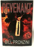 Signed Limited Edition REVENENT By Bill Pronzini Cemetery Dance Hardcover Book