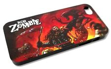 Rob Zombie Dragon Battle Black Hard Plastic iPhone 5 Case New Official