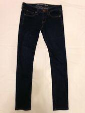 American Eagle Stretch Skinny Jeans Size 6 Dark Wash