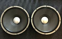 """JBL K140 15"""" Woofers with AlNiCo Magnets - Pair"""