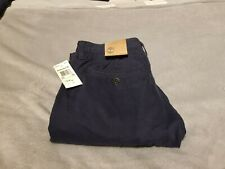 Timberland Navy Chinos Mens Brand New With tags 29 Waist
