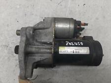 2003 PEUGEOT 206 1587cc Petrol Manual Valeo Starter Motor 07J3005LC