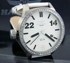 HAEMMER GERMANY UNISEX 'PARIS' PRECISION QUARTZ JAPAN 48mm LIMITED EDITION HQ-12