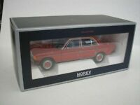 NOREV 183714 MERCEDES BENZ W123 diecast model car Signal red Ltd Edition 1:18th
