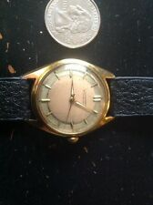 vintage junghans 17 jewels 20 microns 82/1 chronometer class movement