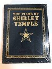 The Films Of Shirley Temple Easton Press Leather Book Robert Windeler RARE