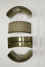 For Isuzu D-Max/Danver/Rodeo 2.5TD/3.0TD Pick Up Rear Brake Shoe Set (2003-2012)