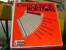 SEALED TEX MEX LP~CANCIONES NORTENAS~CUANDO ESCUCHES ESTE VALS &~POLKA TEJANO