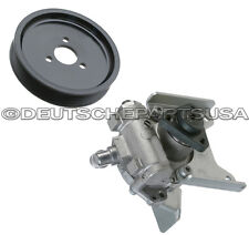 P/S POWER STEERING PUMP + PULLEY 32421740858 + 3241109714 for BMW E39 525i 528i