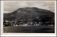 Real Photo Postcard Norge Norway Norwegen Echtfoto-AK ~1940 Ort unbekannt