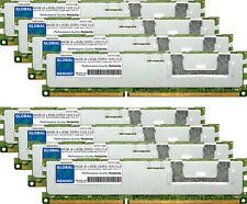 64gb (8x8gb) DDR3 1333mhz pc3-10600 240-pin ECC Reg MAC PRO (Mid 2010-2012) Ram