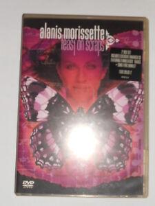 Alanis Morissette  - Feats Of Scraps - édition limitée: 1 DVD + 1 Cd Audio