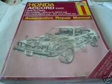 HAYNES, HONDA   ACCORD all models  1976-83