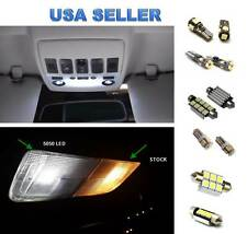21pc Mercedes Benz W212 E350 LED Interior Lights package kit incl. License LEDs