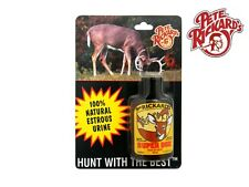 RICKARDS - 1 1/4 OZ. SUPER DOE IN HEAT BUCK LURE - LH550 ESTROUS SCENT
