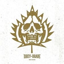 Obey the Brave-Mad Season CD NEUF