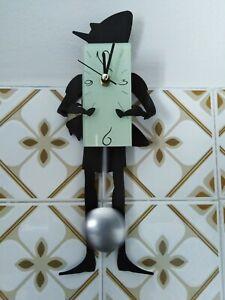 Orologio a pendolo  Pinocchio perfetto e funzionante da collezione