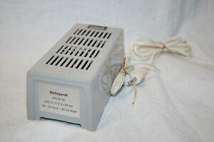 Altes universal Netzgerät - Polytron KN 8/16 - 12V (10-15V) / 8/16Watt