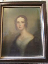 RARE OLD VINTAGE ANTIQUE 17TH CENTURY OIL MASTER PORTRAIT PAINTING CANVAS FRAMED