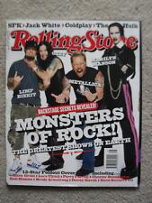 Ozzy Osbourne Black Sabbath magazine Metallica MARILYN MANSON METAL ROCK