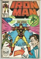 Iron Man #235 : October 1988 : Marvel Comics